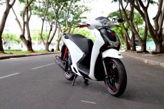 Honda SH Việt Sporty kiểng nhẹ theo phong cách zin