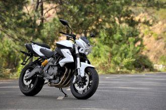 Benelli BN600i 2015 chiếc motor 600cc rẻ nhất Việt Nam