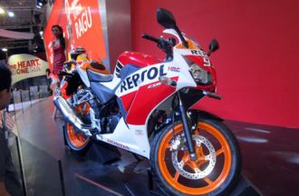 Honda CBR150R phiên bản Repsol của MotoGP