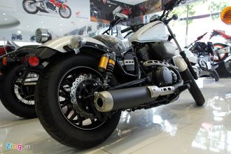Yamaha Bolt 2015 mẫu xe cruiser đến từ Nhật Bản