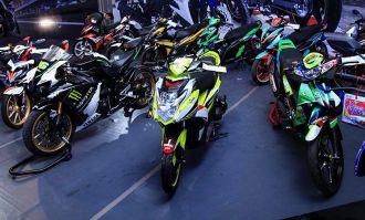 Dàn xế độ của Yamaha tụ họp về Sài Gòn