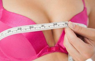 Làm đẹp vòng 1 bằng mặc áo ngực đúng kích cỡ