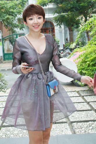 """Tuyển tập váy áo xuyên thấu """"siêu hot"""" của Tóc Tiên"""