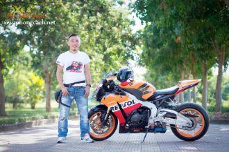 Honda CBR1000RR Repsol từ cảm nhận sâu sắc của một biker 7x