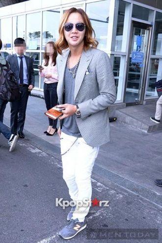 Đồ 'chuẩn men' hiếm có khó tìm của Jang Geun Suk