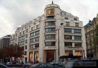 Thương hiệu thời trang xa xỉ: Louis Vuitton