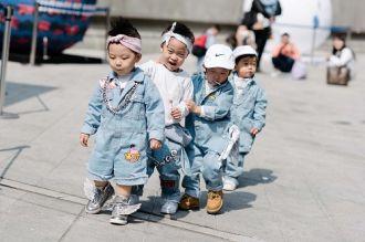 Chết mê với vẻ siêu chất của tín đồ nhí Hàn Quốc