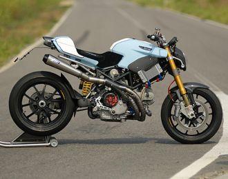 Ngắm Ducati Multistrada bản độ không đụng hàng