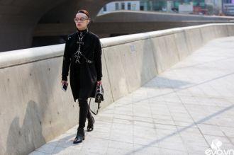 Ngắm street style của những thiên thần nhỏ tại Seoul FW
