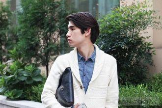 Thời trang từ street style Seoul cho các chàng
