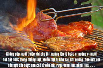 Tổng hợp những mẹo nấu ăn mẹ đảm không thể bỏ qua khi vào bếp