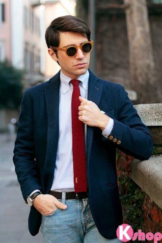 Kiểu tóc nam đẹp lịch lãm ấn tượng mạnh mẽ xu hướng thời trang 2017
