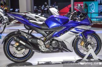 Cận cảnh Yamaha R15 2016 ngoài thực tế