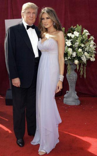 Choáng ngợp với tủ đồ hiệu xa xỉ của vợ Tổng thống Mỹ