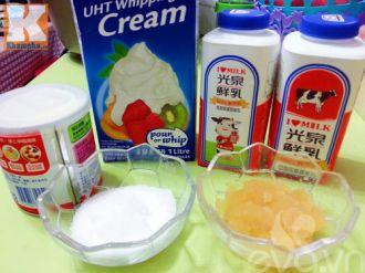 Thạch sữa mát lạnh cho ngày hè