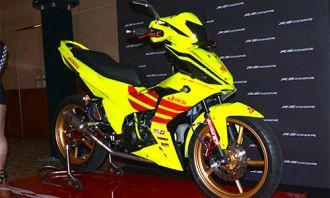 Chi tiết Honda RS150R độ Racing Boy ở Malaysia
