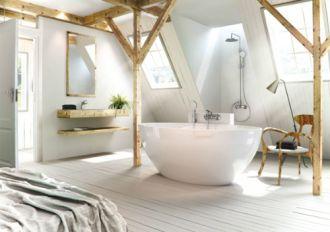 6 cách để có phòng tắm đẹp như mơ
