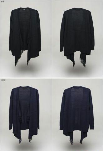 Áo khoác cardigan trẻ trung ấm áp dành cho nam giới