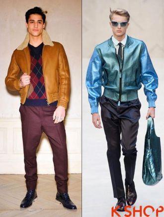 Bộ sưu tập thời trang nam đẹp thu đông 2016 – 2017 thập niên 70