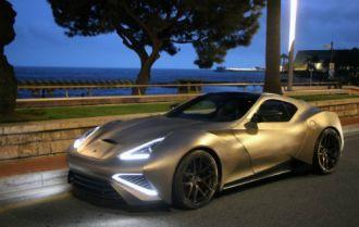 Chi tiết siêu xe Vulcano Titanium giá 2,78 triệu USD