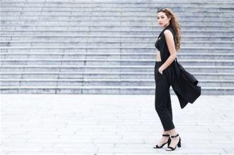 Mặc đẹp với 7 gợi ý phối đồ đơn sắc của Lilly Nguyễn