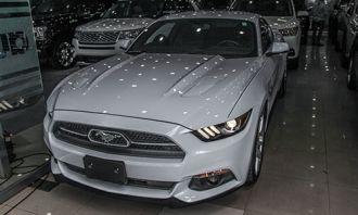 Ô tô Ford Mustang Limited - xe thể thao mới cho dân chơi Việt