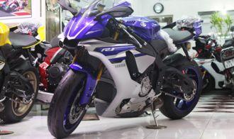 Siêu môtô R1 2016 giá 570 triệu đồng tại Việt Nam
