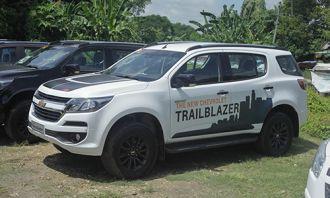 Hình ảnh chi tiết Chevrolet Trailblazer 2016