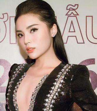 Trang điểm gây ấn tượng đẹp như Hoa hậu Mỹ Linh, Kỳ Duyên