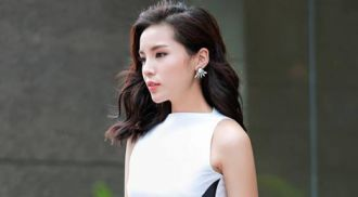 Áo pepluma 'Bí kíp' khoe dáng chuẩn của sao Việt