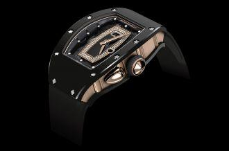 Chi tiết đồng hồ Richard Mille RM 037