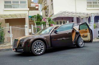 Chrysler 300C thành Rolls-Royce hết 200 triệu của thợ Việt