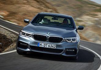 Hình ảnh BMW 5-Series 2017 ra mắt