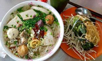 Quán bún mọc 40 năm vẫn 'đông nghẹt khách' ở Sài Thành