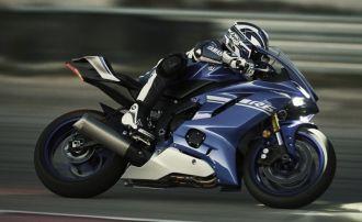 Siêu môtô Yamaha R6 2017